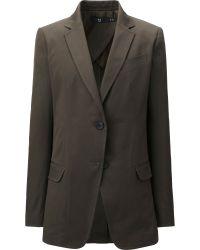 Uniqlo +J Stretch Tailored Jacket - Lyst