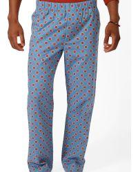 Forever 21 - Retro Geo Pajama Pants - Lyst