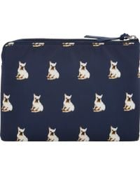 Marc Jacobs Dogprint Mini Tablet Zip Case - Lyst