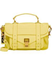Proenza Schouler Ps1 Tiny Shoulder Bag - Lyst