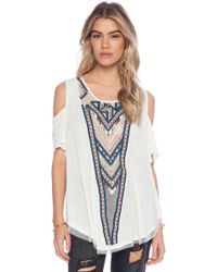 Free People Gypsy Spell Top - Lyst