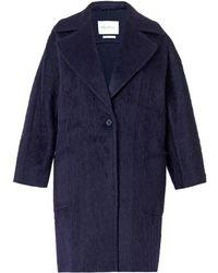 Max Mara Ozio Wool And Alpaca-Blend Coat - Lyst
