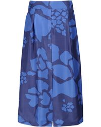 Max Mara Long Skirt - Lyst