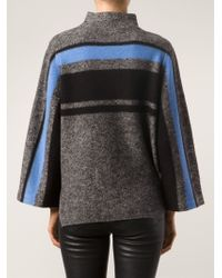Tibi Boiled Pullover Sweater - Lyst