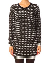 Numph Knitwear Dress - Lyst