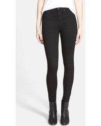 Rag & Bone/JEAN High Rise Leggings - Lyst