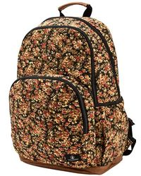 Volcom - 'fieldtrip' Print Canvas Backpack - Lyst