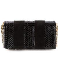 Gedebe Rhinestone Embellished Shoulder Bag - Lyst