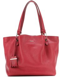 Tod's Medium Flower Bag - Lyst