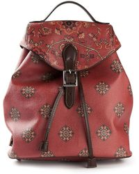 Etro | Printed Backpack | Lyst