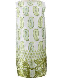 Giambattista Valli Multi-Print Sheath Dress - Lyst