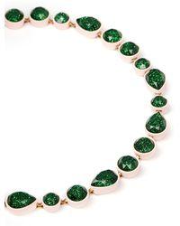 J.Crew | Sea Glass Brulée Necklace | Lyst