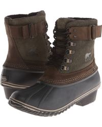 Sorel Winter Fancy Lace Ii - Lyst
