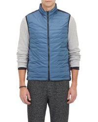 Theory Hames Vest - Lyst