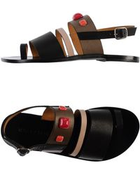 Tatoosh Thong Sandal - Lyst
