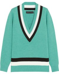 Jonathan Saunders Leanne Merino Wool Sweater - Lyst