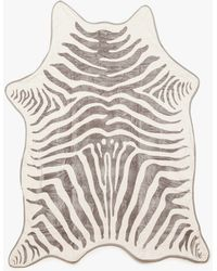 Maslin & Co. Beach Towel Zebra Crossbody - Lyst