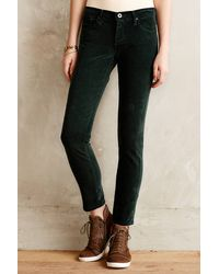 Ag Adriano Goldshmied Stevie Ankle Jeans - Lyst