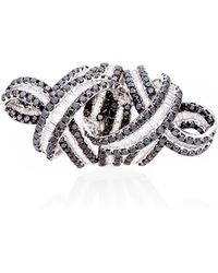 Helen Yarmak International - One Of A Kind Diamond Baguette Ring - Lyst