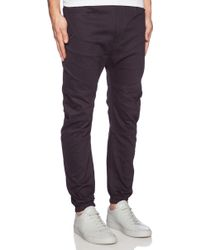Publish Blue Newton Jogger - Lyst