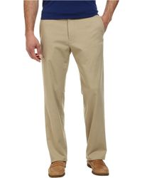 Tommy Bahama Bryant Flat Front Pant - Lyst