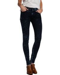 Rag & Bone Acid Wash Jean - Lyst