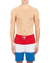 Solid & Striped The Classic Swim Trunks multicolor - Lyst