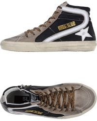 Golden Goose Deluxe Brand High-Tops & Trainers - Lyst