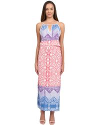 Aaron Ashe Danks St Dress - Lyst