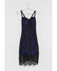 Nasty Gal Mac X Gunner Lace Dress - Lyst