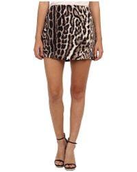Just Cavalli skirts mini skirts - Lyst