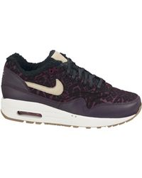Nike Wmns Air Max 1 Purple Dynasty - Lyst