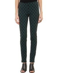Opening Ceremony Hand Lattice Skinny Pants - Lyst
