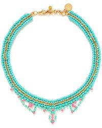 Venessa Arizaga - 'summer Love' Necklace - Lyst