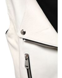 Jean Paul Gaultier - Nappa Leather Biker Jacket Tote Bag - Lyst