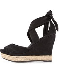 Ugg Lucy Wedge - Lyst