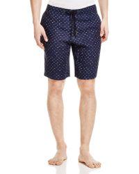 Michael Kors - Batik Diamond Pyjama Shorts - Lyst