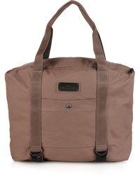 ... adidas By Stella McCartney - Camouflage-print Nylon Gym Bag - Lyst  release date 4dd74 ... 820b4ea7df