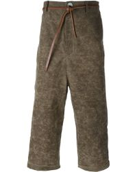 Toogood - The Sculptor Trouser - Lyst