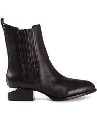 Alexander Wang Black Anouck Boot - Lyst