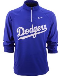 Nike Mens Los Angeles Dodgers Hot Corner Jacket - Lyst