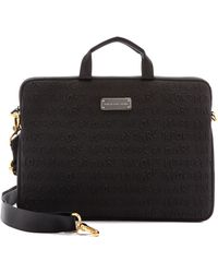 Marc By Marc Jacobs Adults Suck 15 Commuter Bag Black - Lyst