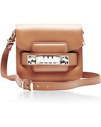 Proenza Schouler Ps11 Small Crossbody Leather Bag - Lyst