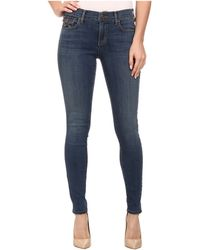 True Religion Halle Super Skinny With Flap In Love No Less - Lyst