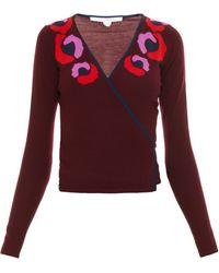 Diane Von Furstenberg Ballerina Sweater - Lyst