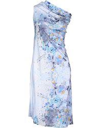 Aminaka Wilmont | 3/4 Length Dress | Lyst