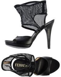 Ferrè Milano - Sandals - Lyst
