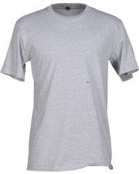 Mp Massimo Piombo - T-shirt - Lyst