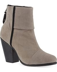 Rag & Bone Classic Newbury Chelsea Boots - For Women - Lyst