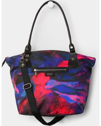 MZ Wallace - Pink Lava Bedford Chelsea Tote - Lyst